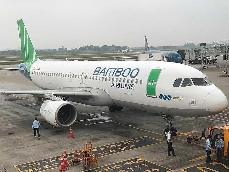 Vietnam Airlines,VietJet,Bamboo Airways,máy bay,hàng không