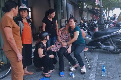Cháy cửa hàng ở Huế, 2 vợ chồng cùng con gái 12 tuổi tử vong