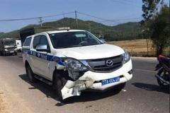 Giám đốc Công an Bình Định yêu cầu xử nghiêm vụ xe CSGT tông chết người