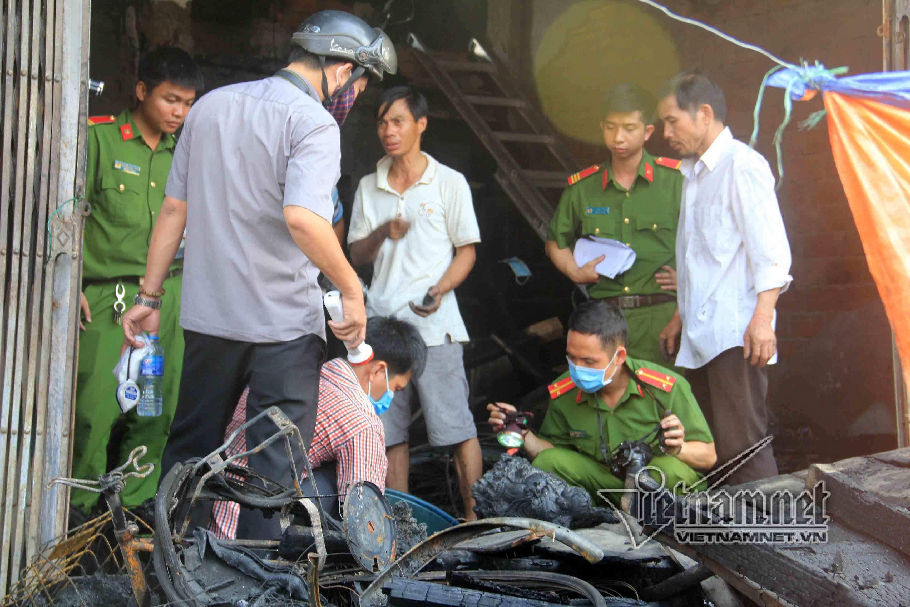 cháy,cháy lớn,hỏa hoạn,Thừa Thiên Huế
