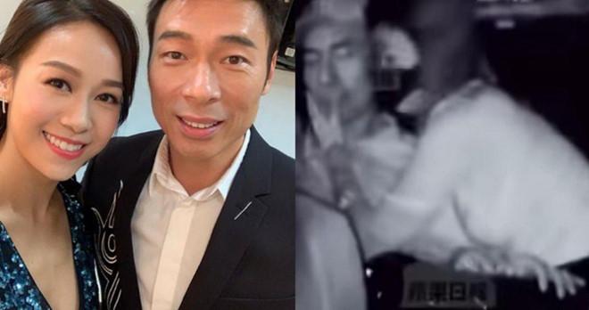 Clip ngoại tình 16 phút trên taxi của Á hậu Hong Kong bị rò rỉ thế nào