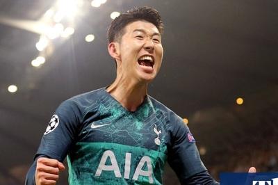 Son Heung Min đi vào lịch sử C1, Tottenham nhận tin sét đánh