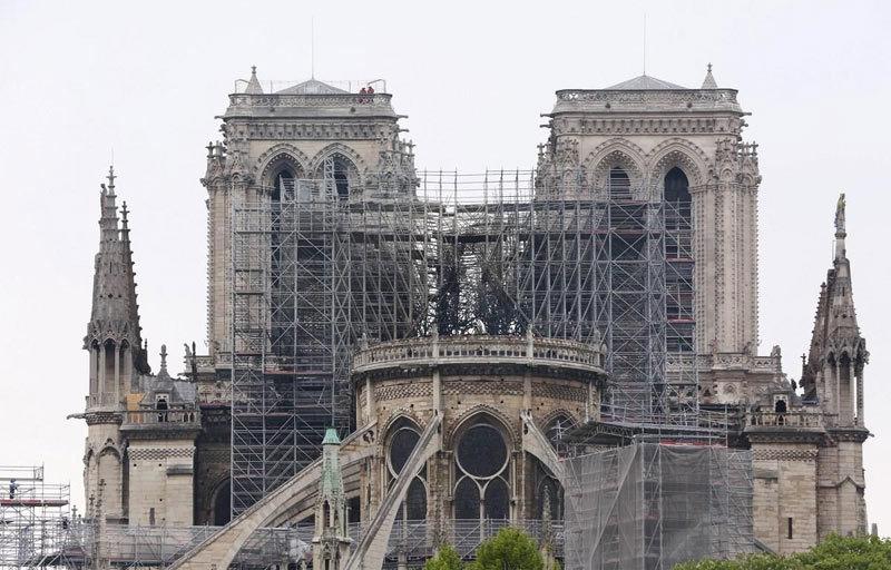 Pháp,Nhà thờ Đức Bà Paris,cháy Nhà thờ Đức Bà Paris,hỏa hoạn,bảo hiểm