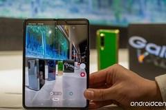 Galaxy Fold giá 2000 USD của Samsung dễ bị hỏng, vỡ