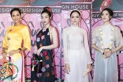5 Hoa hậu Việt đọ sắc trên thảm đỏ