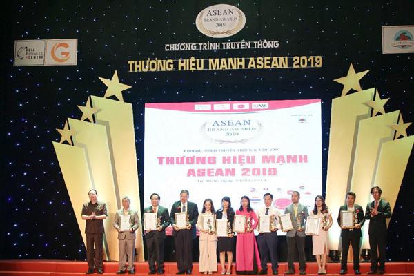 VitaDairy - top 10 Thương hiệu mạnh Asean 2019