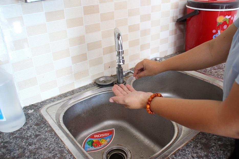 mất nước,nước sinh hoạt,nước sạch,Đà Nẵng