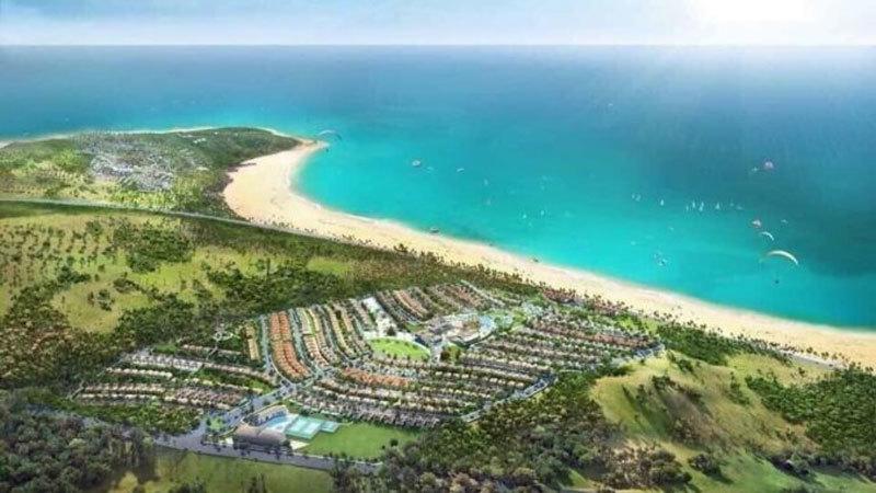Bùi Thành Nhơn,Bùi Cao Nhật Quân,Novaland,bất động sản nghỉ dưỡng,du lịch,tỷ phú USD