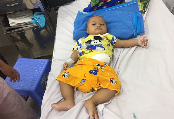 hoàn cảnh khó khăn,từ thiện vietnamnet,khuyết tật,người nghèo
