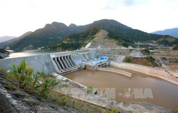 Lai Chau hydropower plant named an important work related to national security