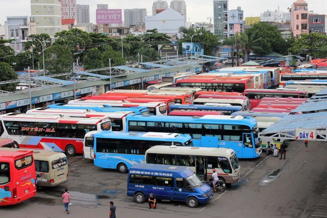Coach fares in HCMC to rise 40% during upcoming holidays