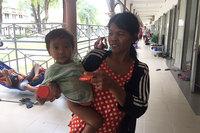 Tin vui đến từ gia đình bé Hà Minh Quân