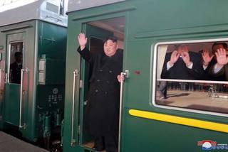 Kim Jong Un có thể đi tàu qua Trung Quốc đến Nga