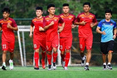Lịch thi đấu của U18 Việt Nam tại giải tứ hùng Hong Kong 2019