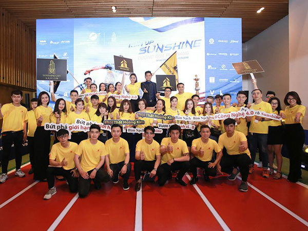 Kick off Sunshine City Sài Gòn:'Đường đua rực nắng' của sales BĐS