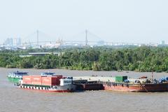 Waterway transport still limited in Vietnam despite potential