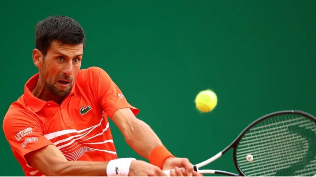 Djokovic lấy vé vòng 4 Monte Carlo dễ như đi dạo