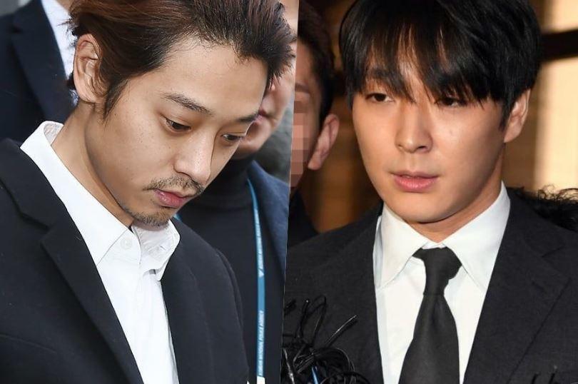 Jung Joon Young,Choi Jong Hoon,Seungri