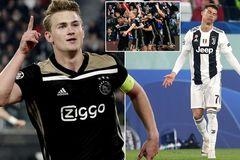 MU khao khát ký De Ligt, Morata phải quay lại Chelsea