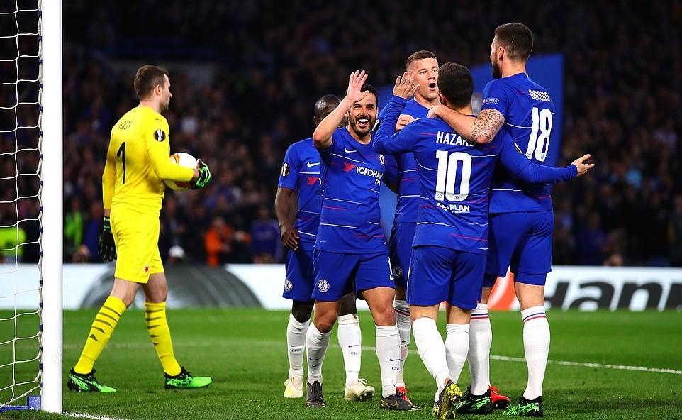 Arsenal,Chelsea,Benfica,Valencia