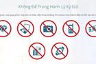 Những điều cần nhớ khi mang theo thiết bị điện tử lên máy bay