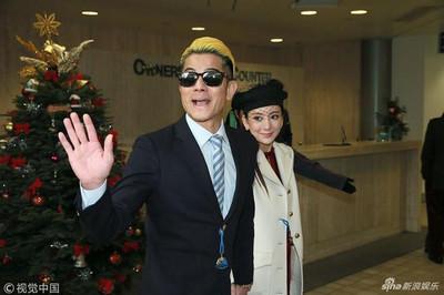 Thiên vương Quách Phú Thành đón con gái thứ hai ở tuổi 54