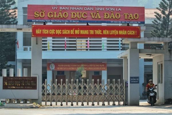 Giữa điểm nóng xử lý gian lận thi cử, Giám đốc Sở Giáo dục Sơn La xin nghỉ phép