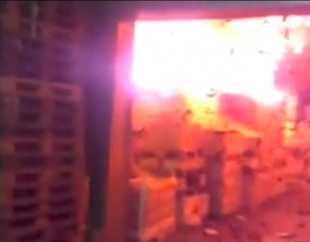 Sau Nhà thờ Đức Bà, hàng triệu chai vang đắt tiền chìm trong lửa