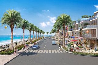 Hiếm nhà phố biển thương mại, nhà đầu tư đổ tiền vào Lagi