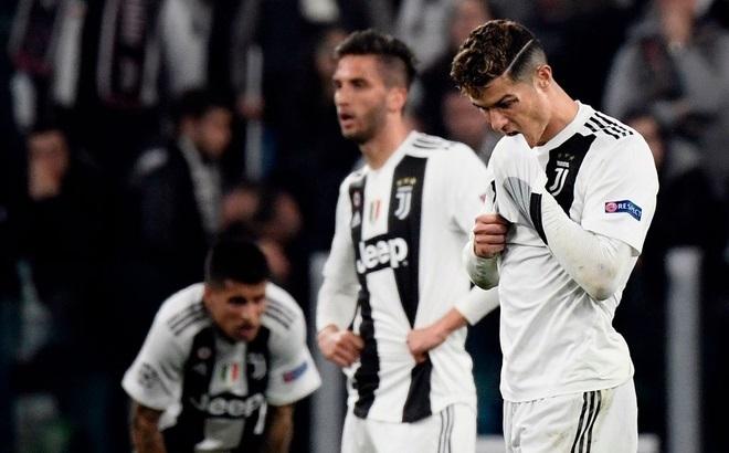 Ronaldo tức giận muốn rời Juventus sau khi bị loại khỏi C1