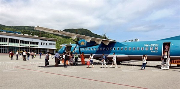Con Dao's airport to be expanded