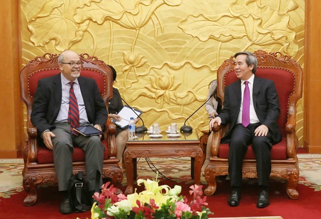 Vietnam wants more support from IMF: Party official