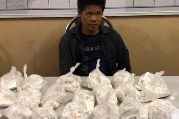 Drug trafficking suspects arrested in Son La, Hoa Binh