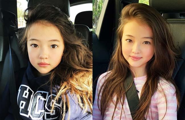 Chao đảo vì dung mạo chưa lớn đã 'khuynh thành' của 3 bé gái đẹp nhất thế giới