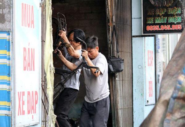 Early morning blaze kills three in Hue