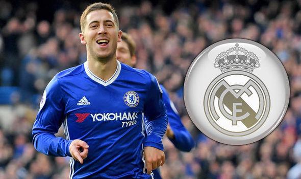 Eden Hazard,Chelsea,Real Madrid,Zidane