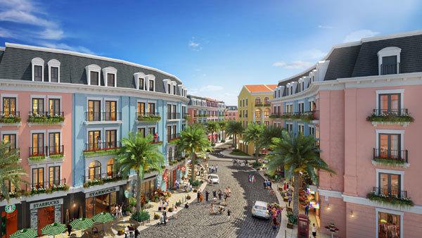 nhà phố biển,Vịnh Hạ Long,Quảng Ninh