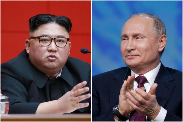 Nga,Triều Tiên,Kim Jong Un,Putin,thượng đỉnh Nga – Triều
