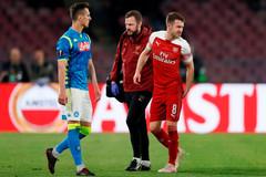 Ramsey chia tay Arsenal trong nỗi đau đớn tột cùng