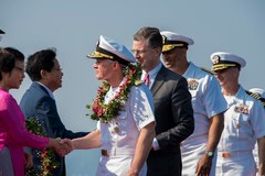 US plans warship visits to Vietnam this summer for enhanced maritime ties