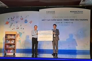 Korean fund presents books to children in Ho Chi Minh City