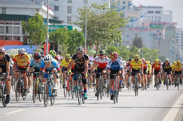 400 cyclists to take part in Sam Son City Cycling Open