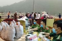 23 tải ma túy 800kg vứt lề đường Nghệ An, giá tính gần 600 tỷ