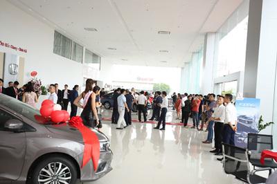 Khai trương Đại lý Honda Ôtô Bắc Giang - Dĩnh Kế