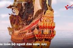 Tàu chiến 'vướng lời nguyền' nằm dưới đáy biển hàng trăm năm