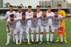Hoà Hong Kong, U18 Việt Nam đánh rơi cúp vô địch