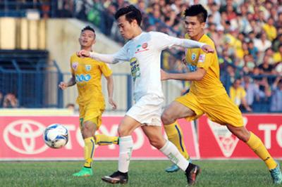 Lịch thi đấu vòng 7 V-League: Đại chiến Hà Nội vs TP.HCM