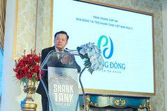 BV đa khoa Phương Đông- đối tác chiến lược Shark Tank mùa 3