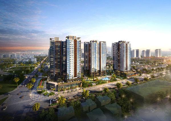 Có gì bên trong khu căn hộ Starlake thu hút giới đầu tư?