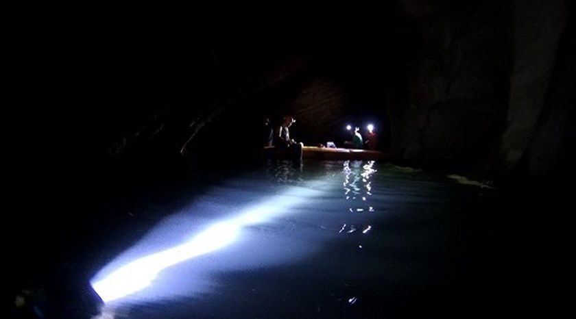 First ever public photos of a research trip to Son Doong Cave